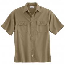 Men's Twill SS Work Shirt by Carhartt