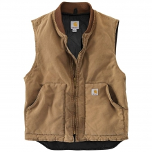 Men's Weathered Duck Vest