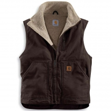 Men's Mock Neck Vest