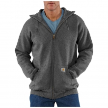 Men's Midweight Hooded Zip Front Sweatshirt