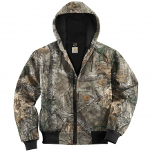Men's Thermal Lined Workcamo Active Jacket