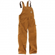 Men's Duck Overall Bib