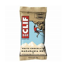 White Chocolate Macademia Bar - by Clif Bar