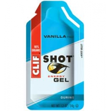 Vanilla Shot Energy Gel by Clif Bar