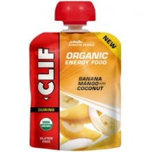 Banana Mango with Coconut Organic Energy by Clif Bar