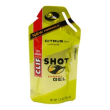 Citrus Energy Shot Gel