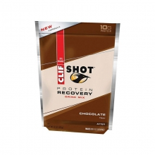 Chocolate Recovery Protein Drink Mix by Clif Bar