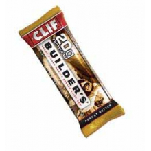 Chocolate Peanut Butter Clif Builder's