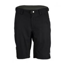Evolution Baggy W/Pad Liner Cycling Shorts - Men's - Raven In Size by Club Ride