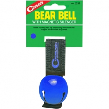 Coghlan's Bear Bell with Magnetic Silencer by Coghlan's