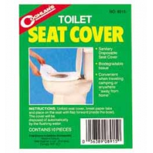 Coghlan's Toilet Seat Cover by Coghlan's