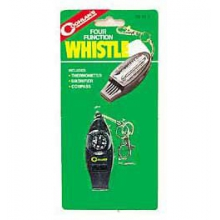 Coghlan's Four Function Whistle - Black in Logan, UT