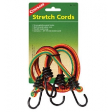 Coghlan's 20 inch Stretch Cords - In Size: 2 Pack by Coghlan's