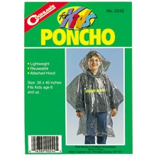 Coghlans Poncho For Kids #0242 by Coghlan's