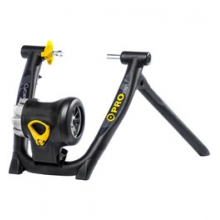 JetFluid Pro Cycling Trainer - Gunmetal by CycleOps