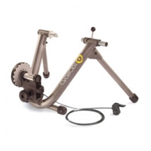 Mag Plus Cycling Trainer With Adjuster - Gunmetal by CycleOps