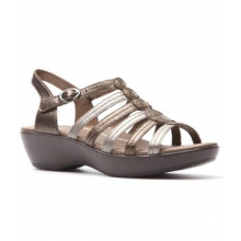 Drea Sandal - Women's-Metallic Multi-39 by Dansko