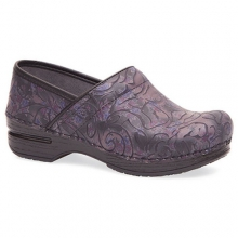 Womens Professional XP Leather Clog