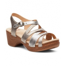 Stevie Sandal - Women's-Metallic Multi-40