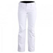 Selene Insulated Ski Pant Women's, Super White, 10 by Descente