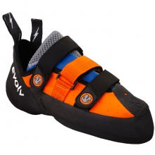 Shaman Climbing Shoe - Orange/Blue 8 in Peninsula, OH