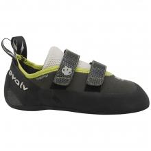 Defy Climbing Shoe Mens - Charcoal 6.5 by Evolv