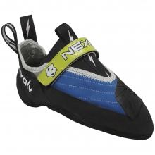 Nexxo Climbing Shoe Mens - Blue/Green 7 by Evolv