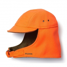 Blaze Orange Big Game Upland Hat by Filson