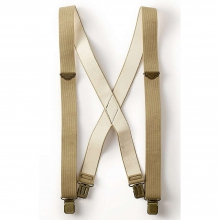 Clip Suspenders by Filson