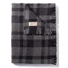 Mackinaw Wool Throw
