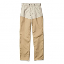 Men's Alaska Fit Cover Cloth Brush Pant