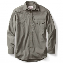 Men's Alaska Fit Cover Cloth Field Shirt by Filson