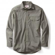 Men's Alaska Fit Cover Cloth Field Shirt