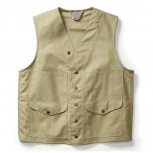 Men's Alaska Fit Dry Tin Cloth Cruiser Vest
