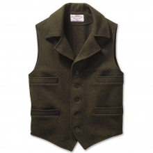 Men's Mackinaw Western Vest