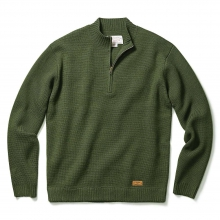 Men's Alaska Fit Midweight Half Zip Sweater