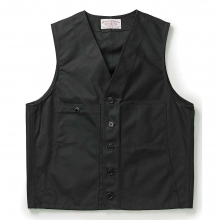 Men's Alaska Fit Oil Tin Cloth Vest