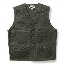 Men's Alaska Fit Soy Wax Cruiser Vest