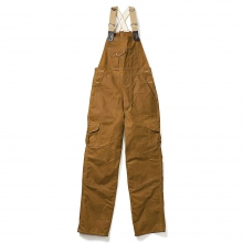 Men's Alaska Fit Tin Cloth Double Bib Pant by Filson