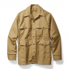Men's Alaska Fit Tin Cloth Dry Finish Cruiser Jacket