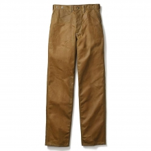 Men's Alaska Fit Tin Cloth Single Pant by Filson
