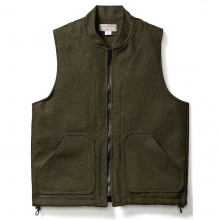 Men's Alaska Fit Wool Heavy Weight Outfitter Vest by Filson