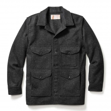Men's Alaska Fit Wool Mackinaw Cruiser Jacket by Filson
