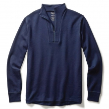 Men's Alaskan Heavyweight Zip Neck Top
