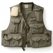 Men's Cover Cloth Fly Fishing Guide Vest