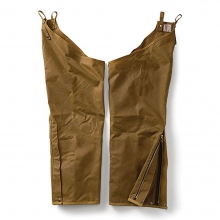 Men's Double Tin Chaps with Leg Zippers by Filson