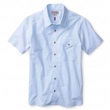 Men's Feather Cloth S/S Shirt