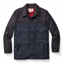 Men's Lined Wool Seattle Cruiser Jacket