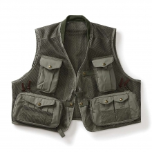 Men's Mesh Fly Fishing Vest