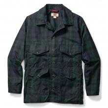 Men's Seattle Waxed Tartan Cruiser Jacket